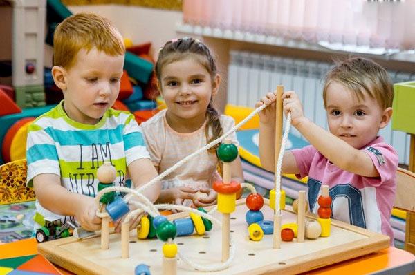 Виховання і розвиток малюків до 5 років