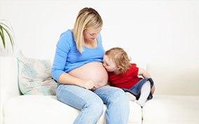 Розвиток інтелектуальних здібностей малюка до народження