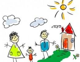 Тестуємо за допомогою малюнка. «Якою я бачу мою сім'ю»
