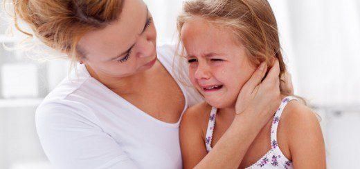 Як швидко заспокоїти дитину що плаче