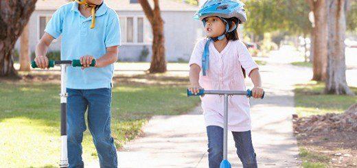 Як вибрати самокат для дитини