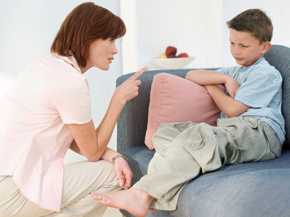 Як відучити малюка від поганих слів