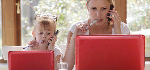 Як заробити в декретній відпустці, маючи комп'ютер та інтернет