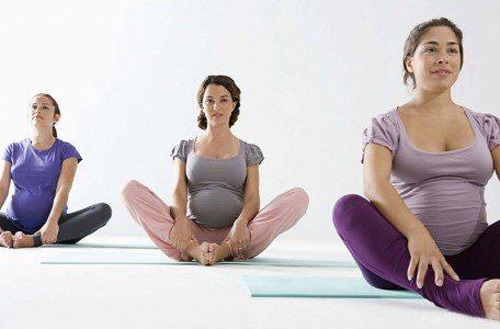 Йога для плануючих вагітність