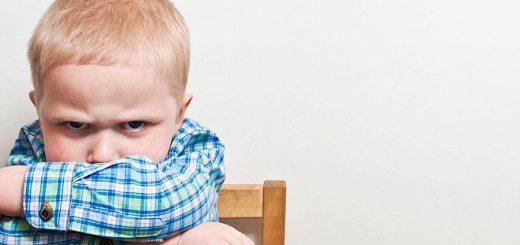 Як навчити дитину позбавлятися від злості