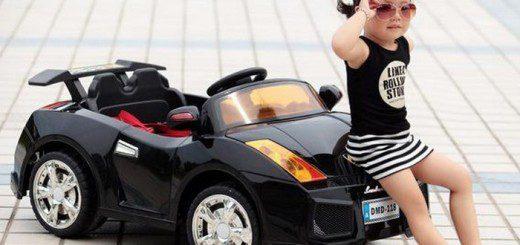 Як вибрати зручний електромобіль для дитини