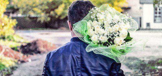 Етикет дарування квітів