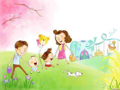 Корисні поради малюкам по вихованню батьків