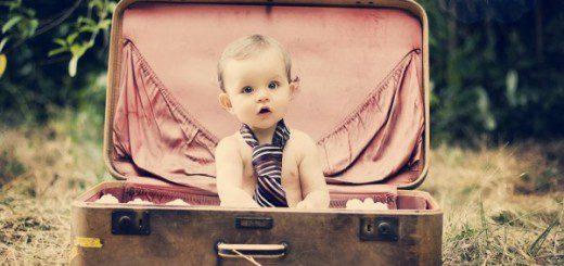 Подорожуємо з малюком