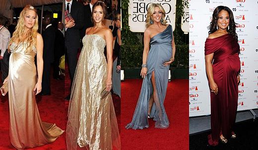 Ошатні сукні для вагітних
