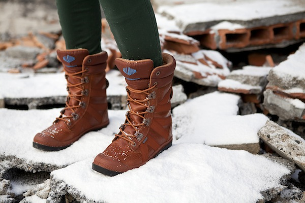 Поради по догляду за шкіряним взуттям зимою  2cc0d4a8bfe2a