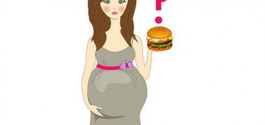 вагітність і фаст-фуд
