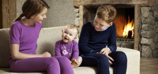 як вибрати термобілизну для дитини