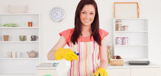 прибирання і задоволення