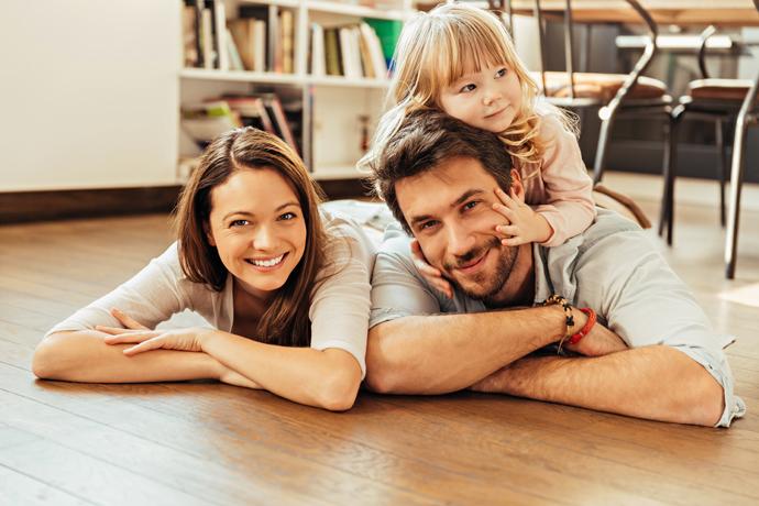 як зберегти пару після народження дитини
