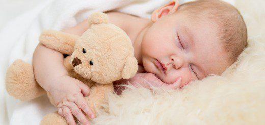 цікаві факти про сон немовлят