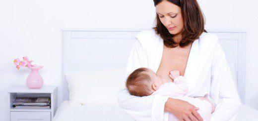 Солодощі при грудному вигодовуванні