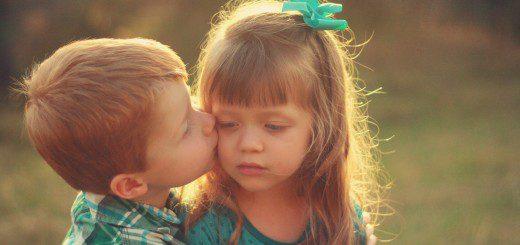 дитяча закоханість