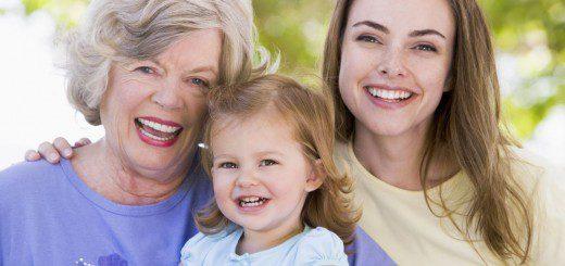 мама і бабуся