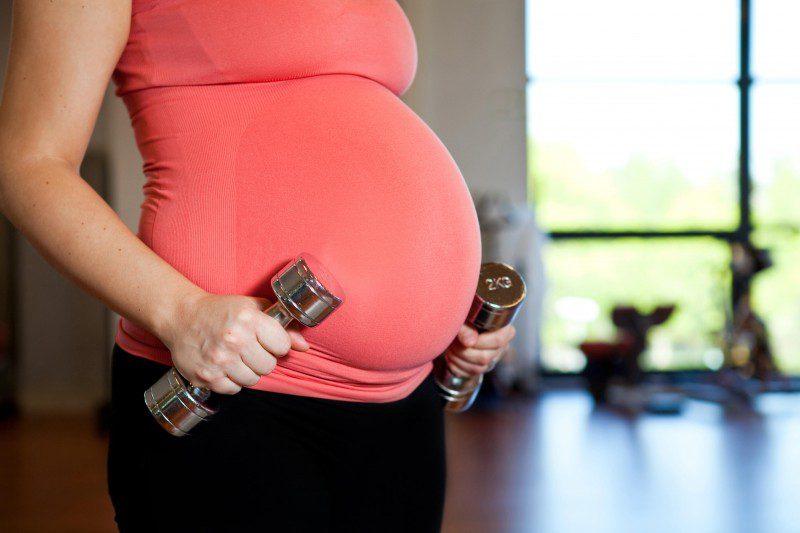 Секрети стрункої вагітності