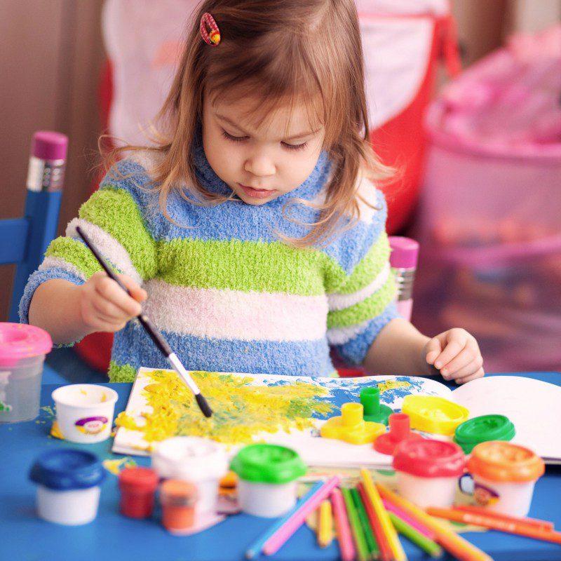 творчий початок у дитини