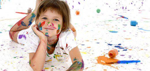 як виховати акуратну дитину
