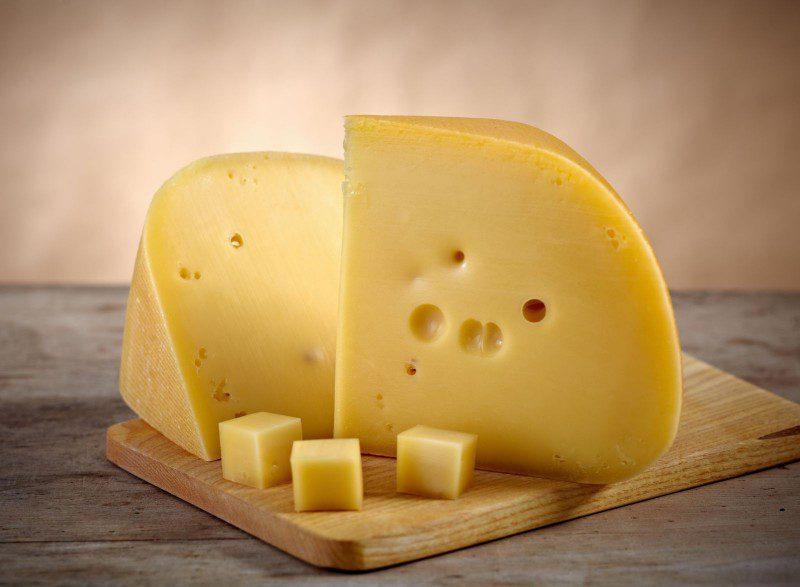 Чим корисний твердий сир?