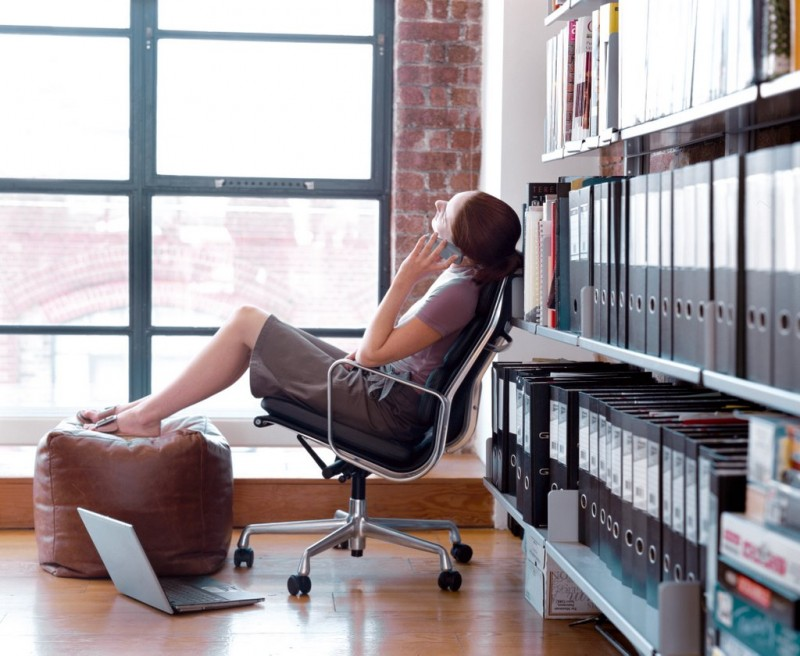 Небезпеки сидячої роботи