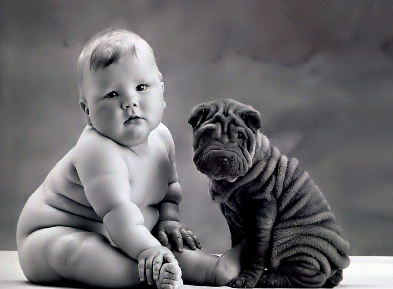 Причини появи зайвої ваги у дітей