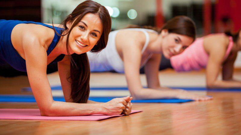 П'ять кращих видів спорту для жіночого здоров'я
