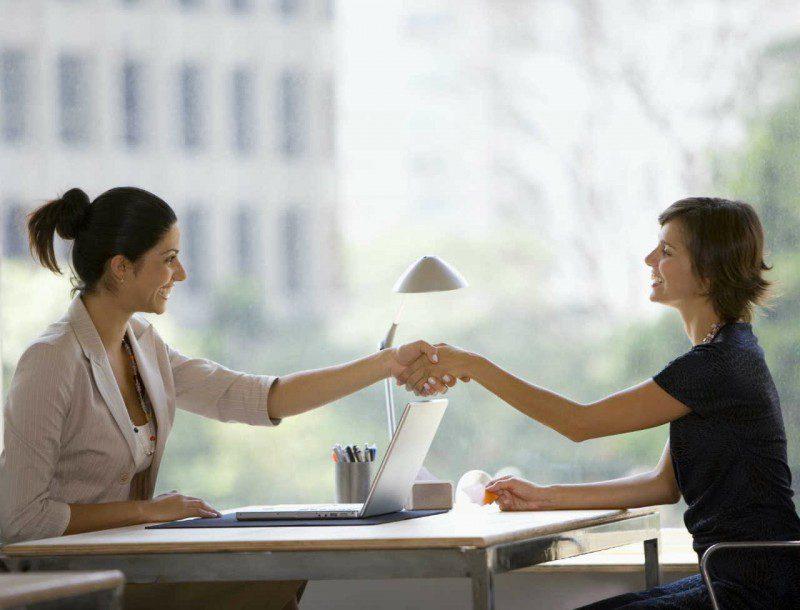Які ознаки благополучної співбесіди?