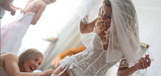 Нижня білизна для першої шлюбної ночі