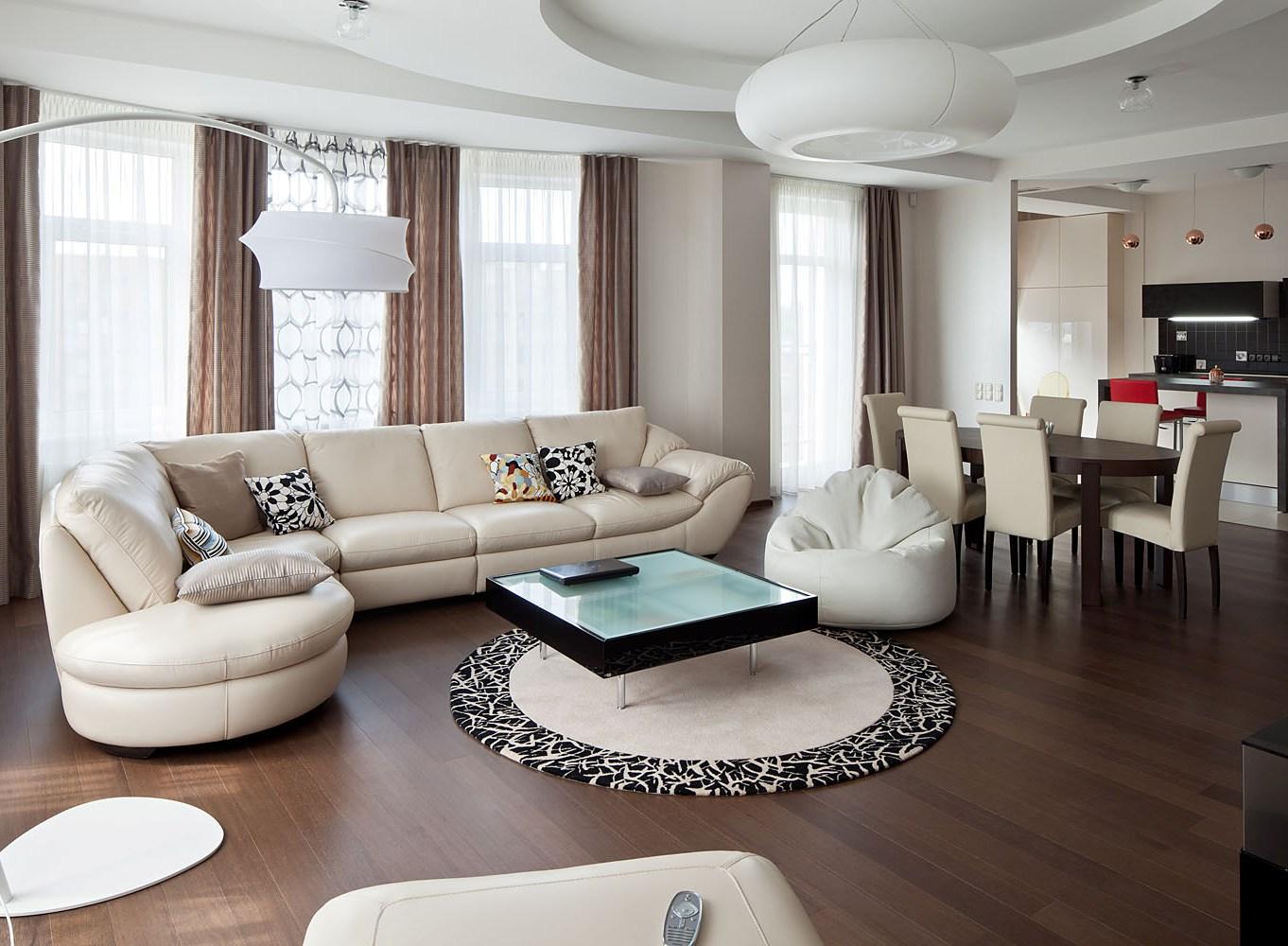 Як правильно зробити дизайн квартири - 10 принципів