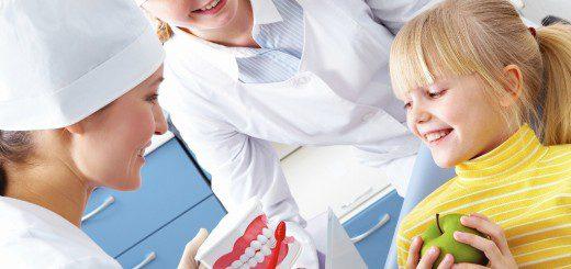дитячий стоматолог