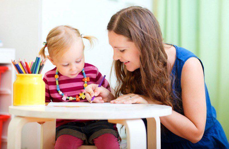 Няня і малюк: ревнувати або приймати