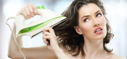Сім речей, які псують волосся