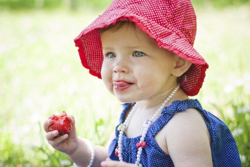 Харчування дітей влітку