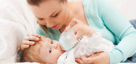 Як відлучити дитину від грудей
