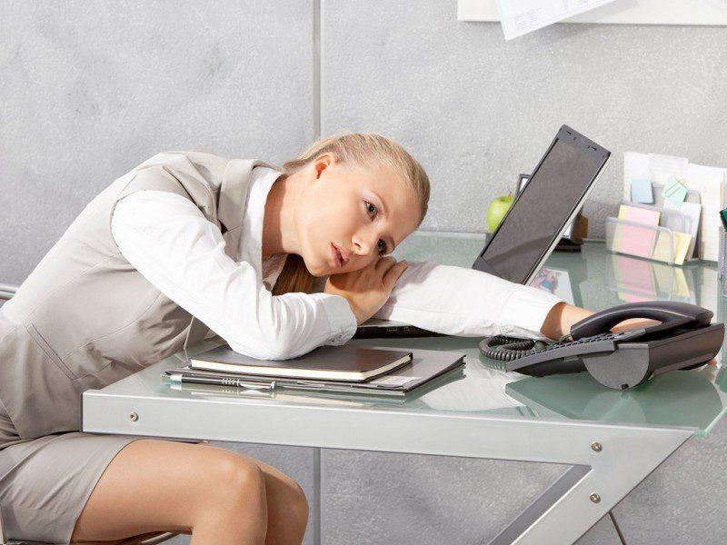 Як зберегти енергію на роботі?