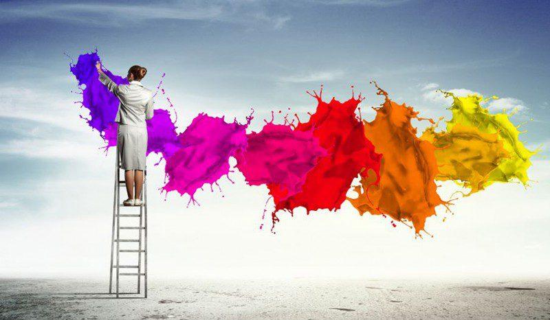 Які кольори створюють гарний настрій?
