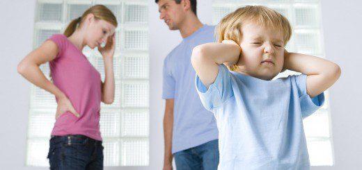 Як діти переживають розлучення батьків