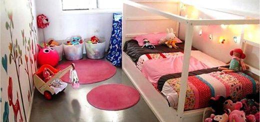 Оформлення дитячої кімнати: ідеї та декорації