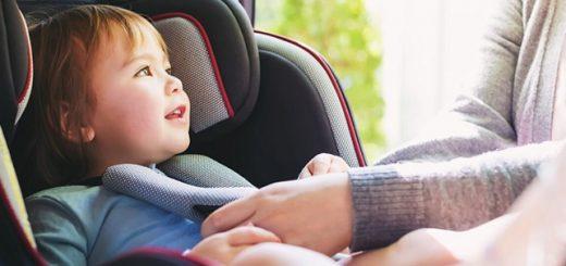 Безпека дітей в машині