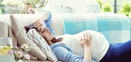 Третій триместр вагітності: дискомфорт