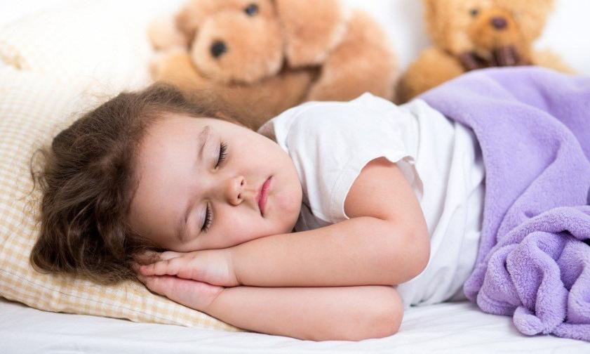 Правила здорового і безпечного сну дитини