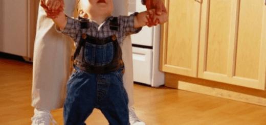 Безпечний дім: коли малюк вчиться ходити